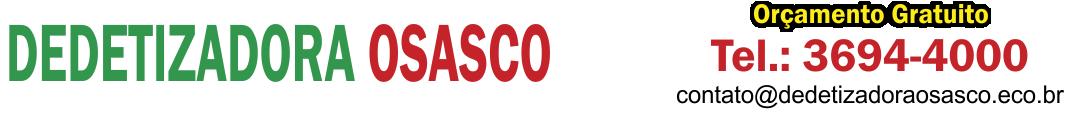 Dedetizadora Osasco Logo